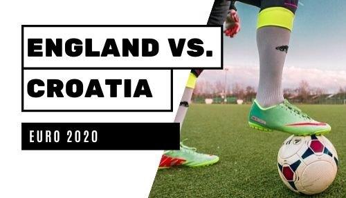England Croatia 14 June 2020