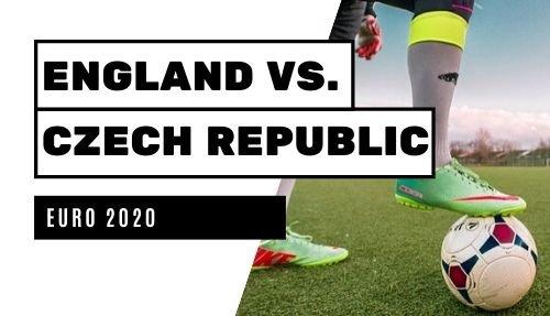 England Czech Republic 23 June 2020