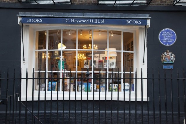 Unique bookshops in London