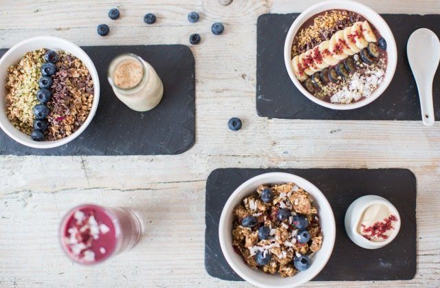 Best Vegan Breakfasts in London: NAMA