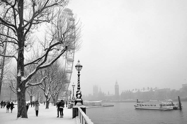 What to do in London if it Snows