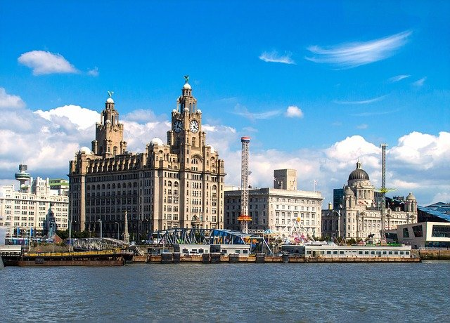 Liverpool introduction walk