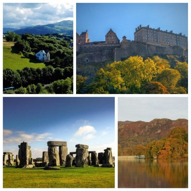 England, Ireland, Wales & Scotland Tour - 10 Days