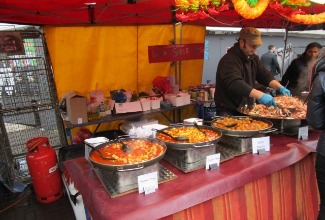 Food Stalls: Notting Hill - a Guide