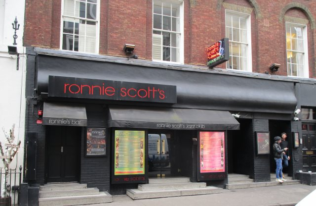 Ronnie Scott's: Soho, London