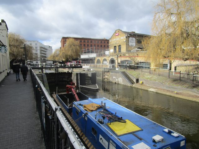 The Canal: Camden London