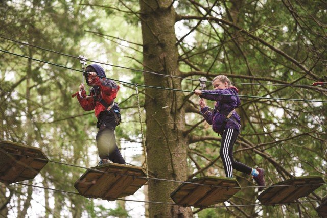 Go Ape Activity Centre