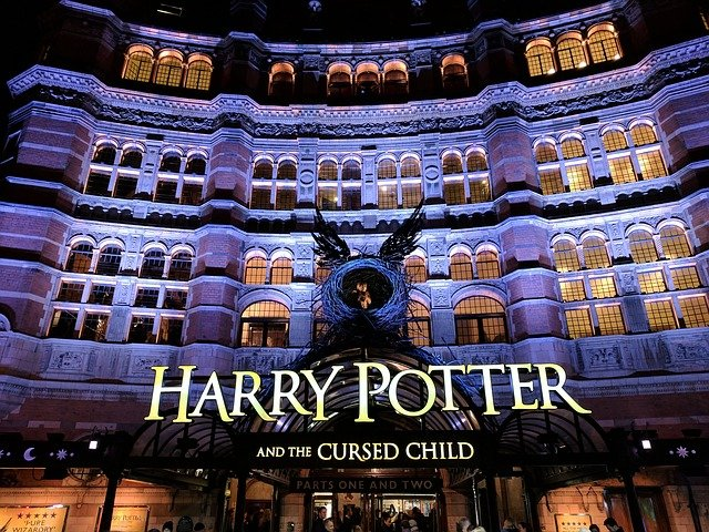Covent Garden: Harry Potter and the Cursed Child