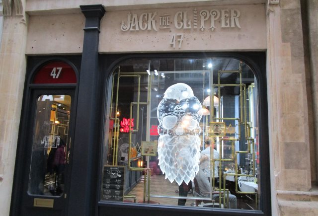 Bow Lane - Jack the Clipper Barber Shop!