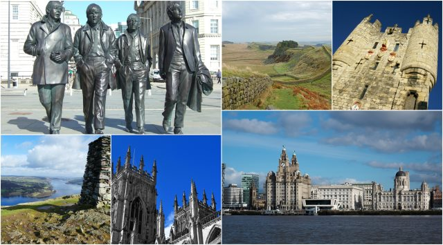 Northern England Tourist Attractions