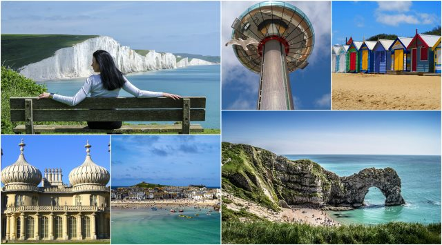 South England Tourist Attractions