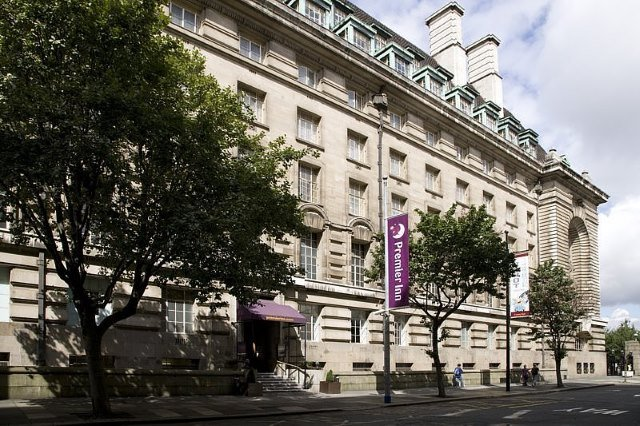 Premier Inn London County Hall, Southbank