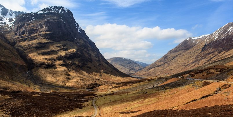 3 Day Scotland Tour from London