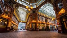 Visiting Leadenhall Market