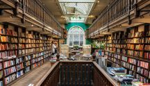 Daunt Books in Marylebone