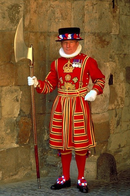 Tower of London Night Tour - Yeoman Warder