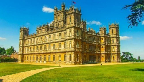 Highclere Castle Opening Dates 2021