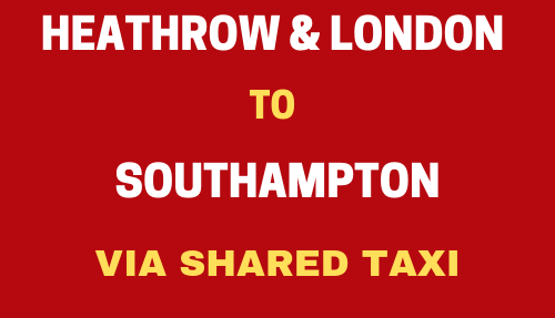 HEATHROW TO SOUTHAMPTON