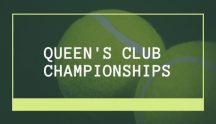 Queens Club Championships