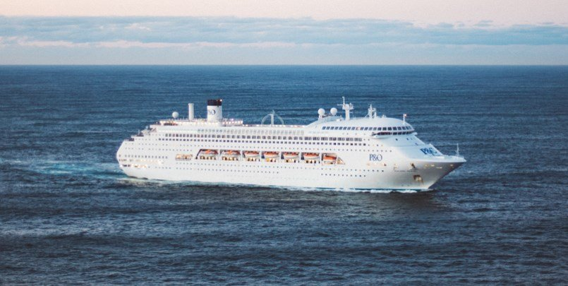 Cruise Southampton 805