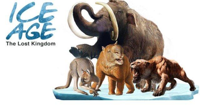 Ice Age The Lost Kingdom