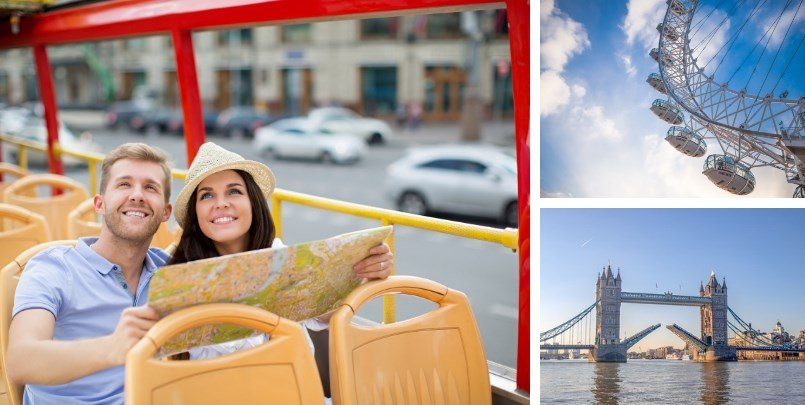 London Attraction Package