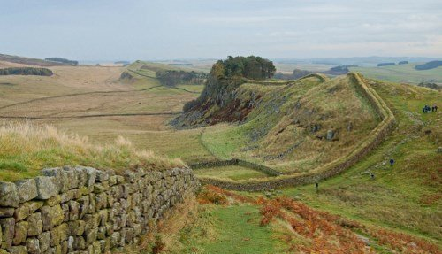 Hadrian's Wall Tour from Edinburgh - 1 Day