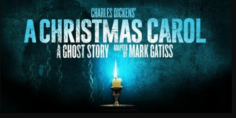 A Christmas Carol Ghost Story