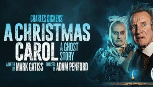 A Christmas Carol Ghost Story 500