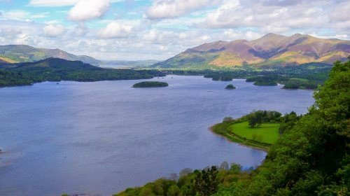 Lake District View 500 280