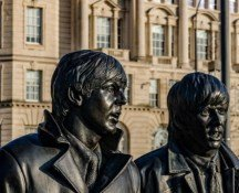 The Beatles Statues 216 175