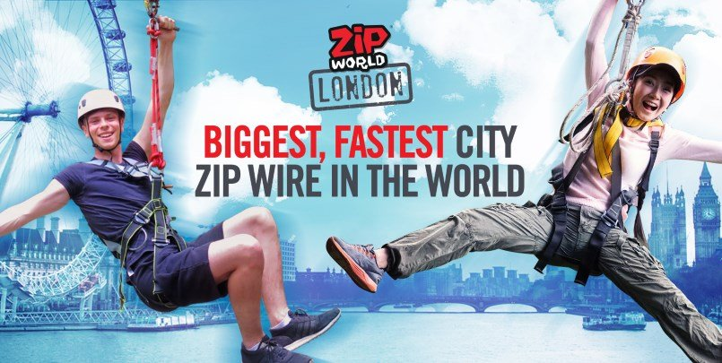 Zip Wire London