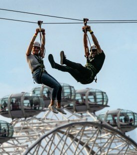 London Zip Wire Tickets