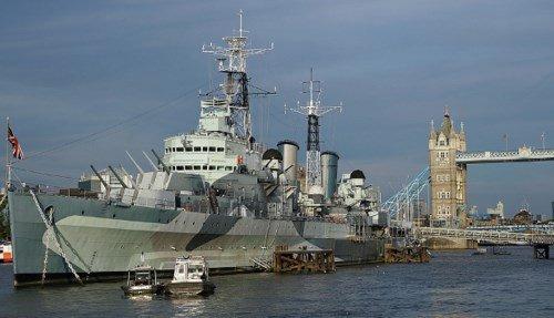 HMS Belfast 500 287