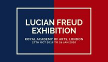 Lucian Freud Exhibition