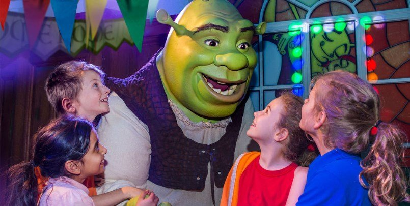 Shrek's Adventure 805 405