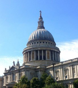 St Paul's Cathedral 275 310