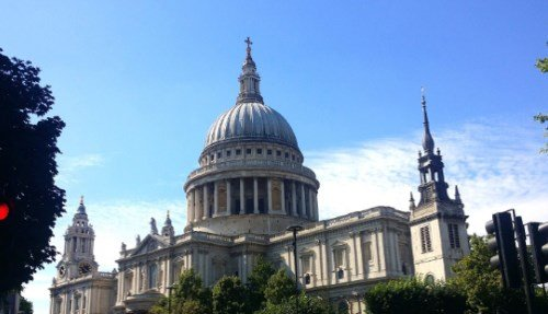 St Paul's Cathedral 500 287