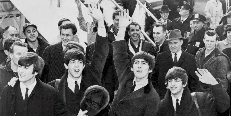 The Beatles Photograph 805 405