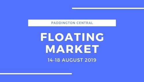 Floating Market Paddington Central