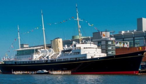 Royal Yacht Britannia 500 287
