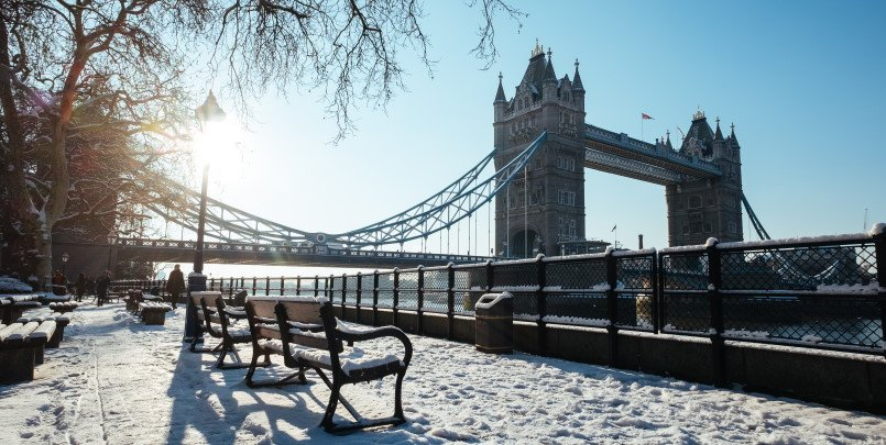 England Christmas Snow.Private Tours From London On Christmas Day Tourist England