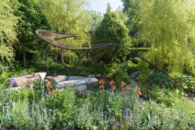 RHS Chelsea Flower Show: The Wedgwood Garden