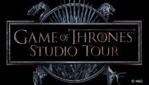 Game of Thrones Studio Tour 500