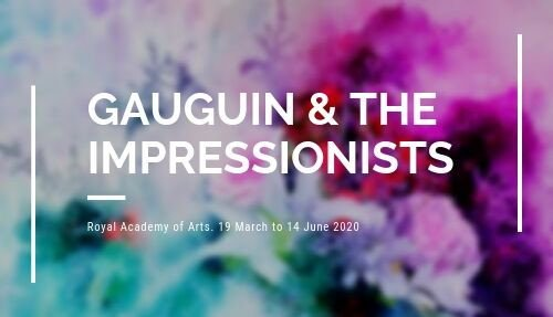 Gauguin & the Impressionists