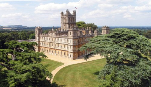 Downton Abbey & Highclere Castle Private Tour from London