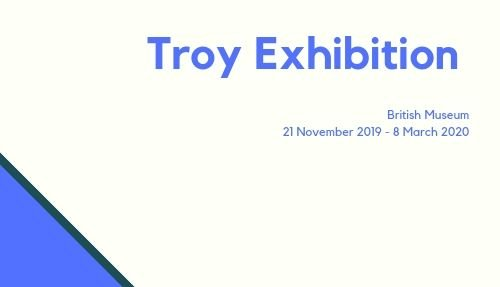 Troy Exhibition