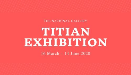Titian Exhibition National Gallery