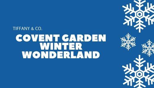 Tiffany & Co Winter Wonderland