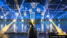 Press Event; Lights; Christmas